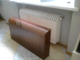 Конвекторы Fancoil радиаторного типа